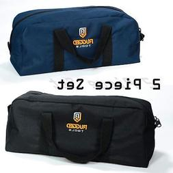 Rugged Tools Tool Bag Combo - Includes 1 Small & 1 Medium To