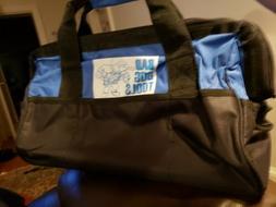TOOL BAG for Bad Dog Tools Drill Bits Set Box, Nibbler, Rove
