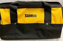 Tool Bag Heavy Duty w 14 Pockets 18-1/2 Inch 624807-01 DEWAL