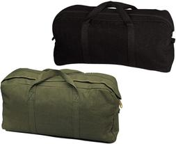 Tool Bag Heavyweight Canvas Tanker Style Mechanics Military