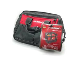 Husky Tool Bag Jobsite Storage Organizer Water Resistant Pol