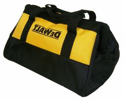 DeWALT Tool Bag Small Contractor Soft Storage Case Tote 20V