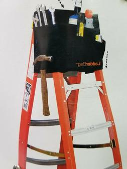 Tool Bag Workman's LADDER BAG-  Cargo Pouch Holds Tools  & M