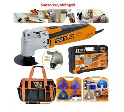 Tool Multifunction Oscillating 300 W CMT11 + Kit Blades 37 T