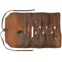 Tool Organizers Bag Handmade Rustic Leather Small Tool Roll