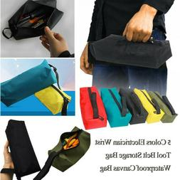 Zipper Tool Bag Pouch Organize Storage Small Parts Hand Tool