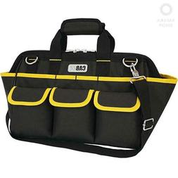 Tools Bag CAB55 16-inch Wide Mouth Tool Bag with Water Proof