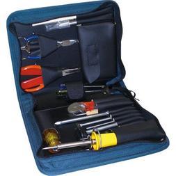 Jensen Tools Jtk-6C Compact Kit In Blue Cordura Case