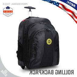 Tools Pro Tool Backpack Heavy Duty Jobsite Tool Bag Perfect