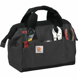 Carhartt Trade Series Tool Bag, Medium, Black