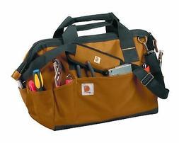 Carhartt Trade Series Tool Bag, Large, Carhartt Brown