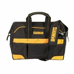 "DeWalt 16"" Tradesman's Tool Bag - CLC Custom Leather Craft D"