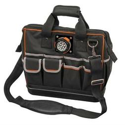 Klein Tools Tradesman Pro Carrying Case for Tools - Black -