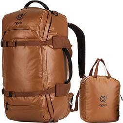Travel Duffel Backpack - Durable, Waterproof Bag for Sports,