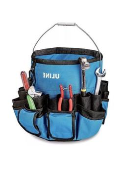 Uline Bucket Organizer Hand-Bag Electrical Paint Tool Pouch