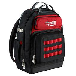 Milwaukee Ultimate Jobsite Backpack,Constructed of 1680D Bal