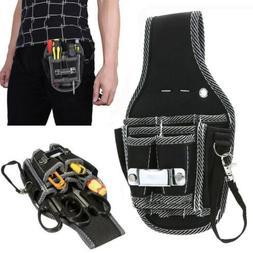 Electrician Waist Pocket Tools Belt Pouch Bag Screwdriver Ki