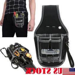 US Electrician Waist Pocket Tools Belt Pouch Bag Screwdriver