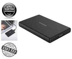 "USB 3.0 to SATA III 2.5"" External Hard Drive Enclosure with"