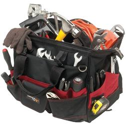 "Performance Tool W88986 18-Inch 36 Pocket Tool Bag, 18"""