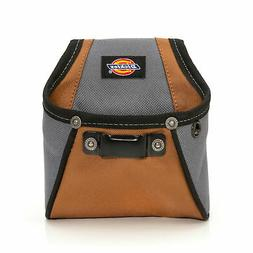 Dickies Work Gear 57101 Rigid Nail/Screw Tool Belt Pouch wit