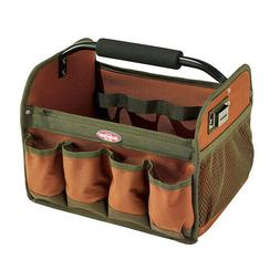 Bucket Boss Work Wear Tool Bag Organizer 23 Pockets Handy Ga