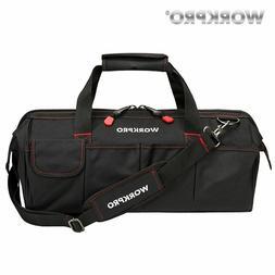 WORKPRO Waterproof Travel Bags Men Crossbody Bag Tool Bags L
