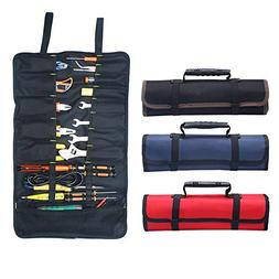 Hense Large Wrench Roll Up Tool Roll Pouch Bag Big Tote Carr