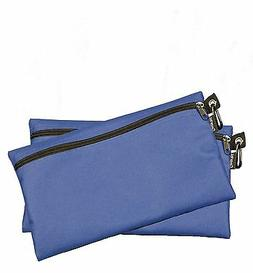 Zipper Bags Poly Cloth Value Package of 2 Bags  Organize Too