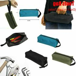 Zipper Storage Tool Bag Pouch Organize Small Parts Hand Tool