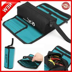 Zipper Tool Bag Pouch Organize Storage Small Parts-Hand Tool